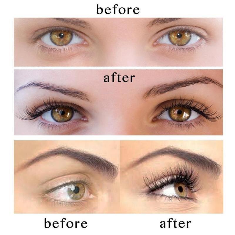 60pcsbox Artificial Natural Long Individual Cluster Eyelashes
