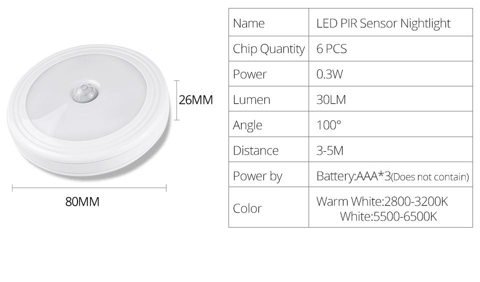PIR motion sensor led night lamp (4)