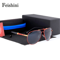 Free Shopping Latest Sunglasses Men Brand Hot Driver Glasses Polarized With Box UV400CE Sunglasses Men Polarized