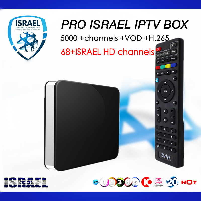 TVIP 605 Android/Linux Smart TV Box Amlogic S905X +5000 channels H.265 mag IPTV Israel Nordic Sweden UK france 4K HD KO MAG25X 5pcs android tv box tvip 410 412 box amlogic quad core 4gb android linux dual os smart tv box support h 265 airplay dlna 250 254