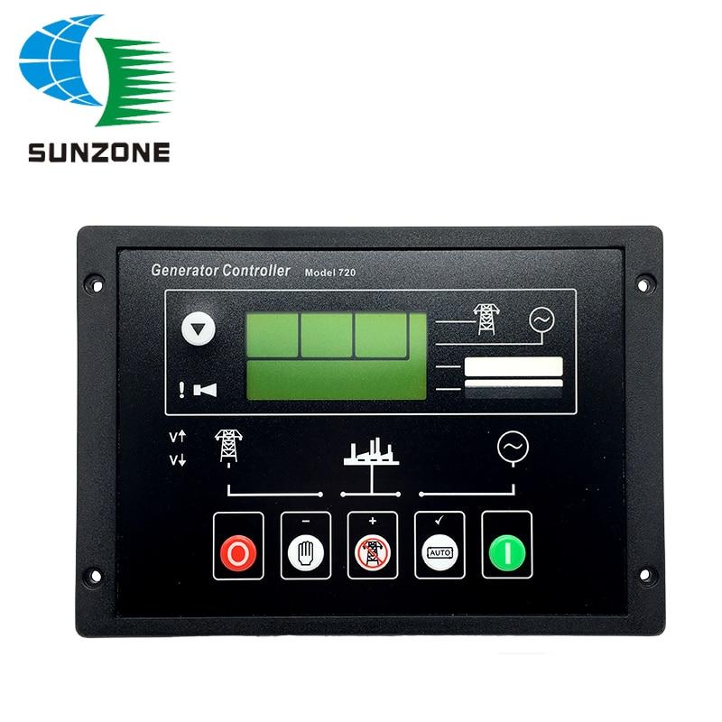 Generator Automatic Start Controller Module 720 Replacement For DSE720Generator Automatic Start Controller Module 720 Replacement For DSE720