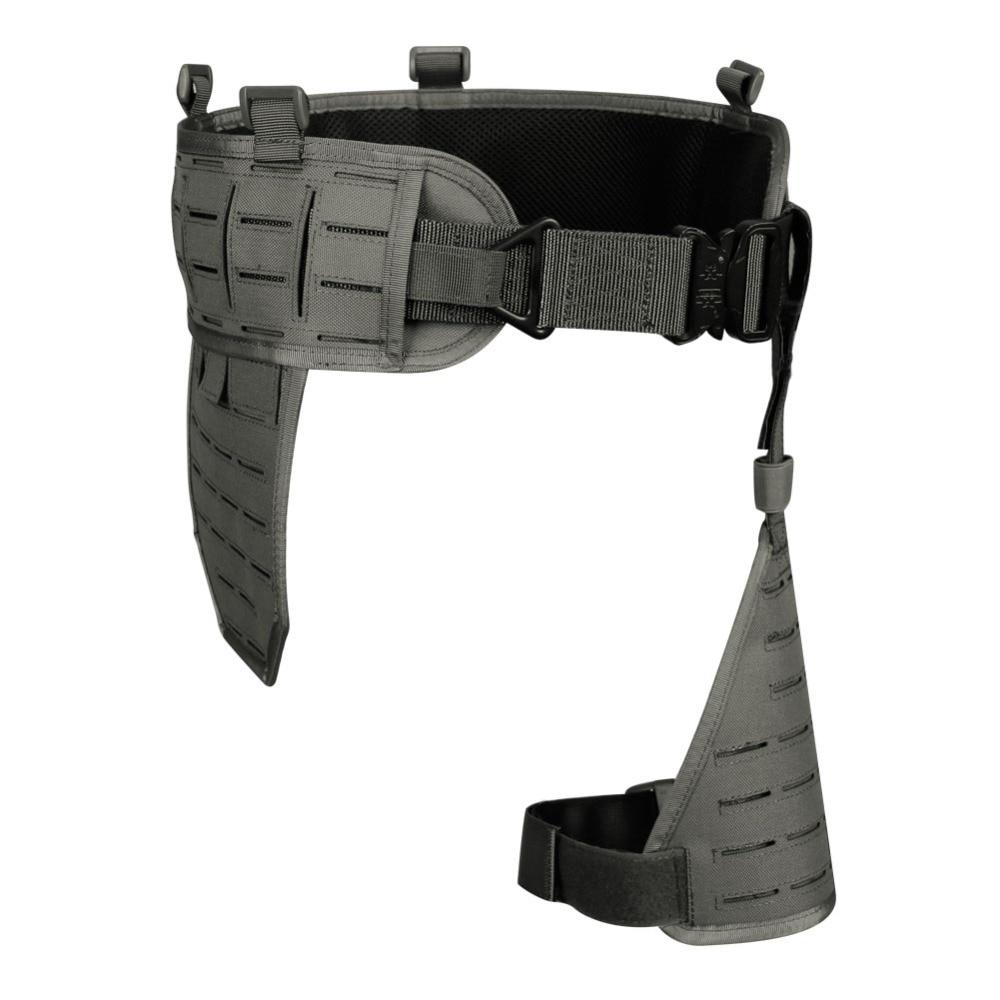 TACTIFANS Molle Padded Modular Belt Sleeve Tactical Inner Belt Drop Leg Platform Panel, Hip Panel Laser Cutting PALS Combo-in Waist Support from Sports & Entertainment    3