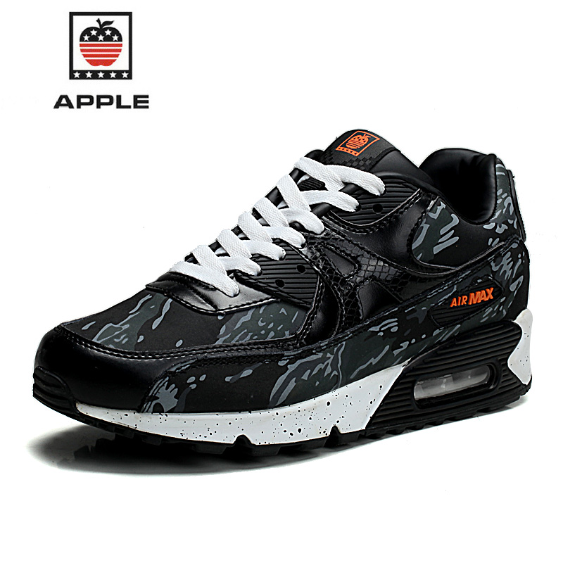 Men Air Cushion Running <font><b>Shoes</b></font> Height Increasing Sneaker Athletic Outdoor Sport <font><b>Shoes</b></font> Men Training <font><b>Shoe</b></font> krasovki