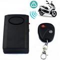 Wireless Remote Door Window Motorcycle Motorbike Scooter Anti-theft Security Alarm