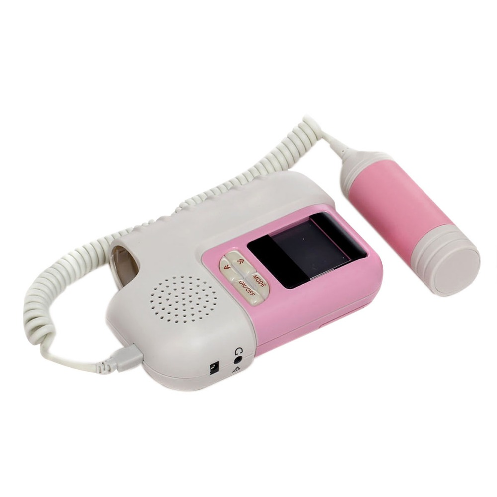 Fetal Doppler 2MHz with LCD Display & Rechargeable Batteries Baby Heart Beat CareFetal Doppler 2MHz with LCD Display & Rechargeable Batteries Baby Heart Beat Care
