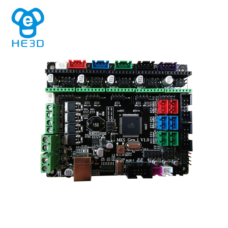 HE3D Motherboard For 3D Printers