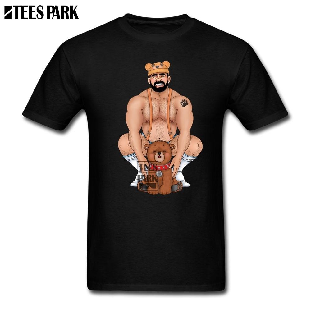 Clothing   T     shirt   Daddy Bear Gay   Shirt   Printed   T     Shirts   Geek Summer Youth   T     Shirt   Humor Jeunesse 2018 Men Top