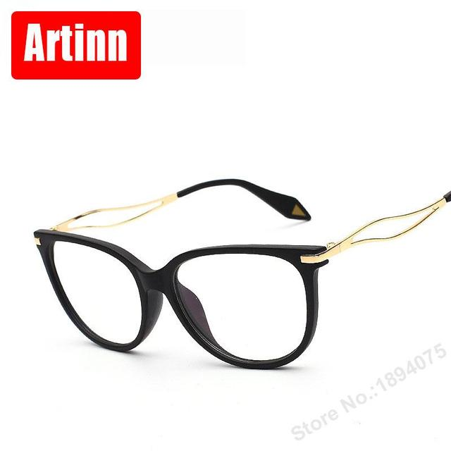 Eyeglasses frames Fashion personality mirror legs retro trend ...