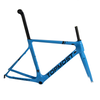Chinese Carbon Road Bike Frame 530mm 550mm Bicycle Frames On Sale FM R873