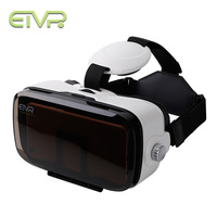 ETVR 3D Virtual Reality Google Cardboard Glasses Immersive VR Box For Smartphone Headset With Wireless Bluetooth