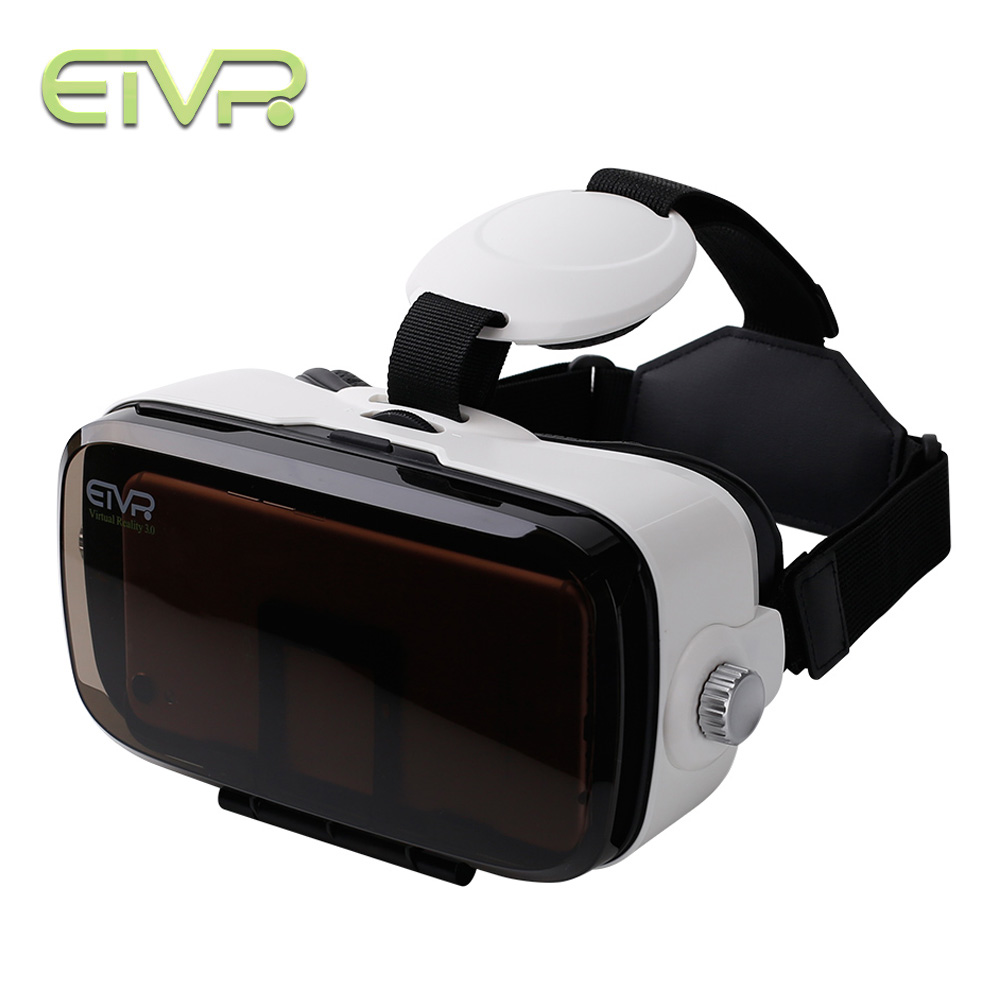 etvr z4 mini 3d vr glasses virtual reality google cardboard goggles immersive vr box smartphone. Black Bedroom Furniture Sets. Home Design Ideas