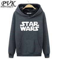 STAR WARS Movie Hoodies Men S Hip Hop Casual Hoodie Male Spring Autumn Sweatshirts Men Pullover