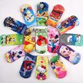 2016 Wholesale Free shipping 6 pairs high quality  cotton cartoon children socks girls kid at factory prices cartoon socks