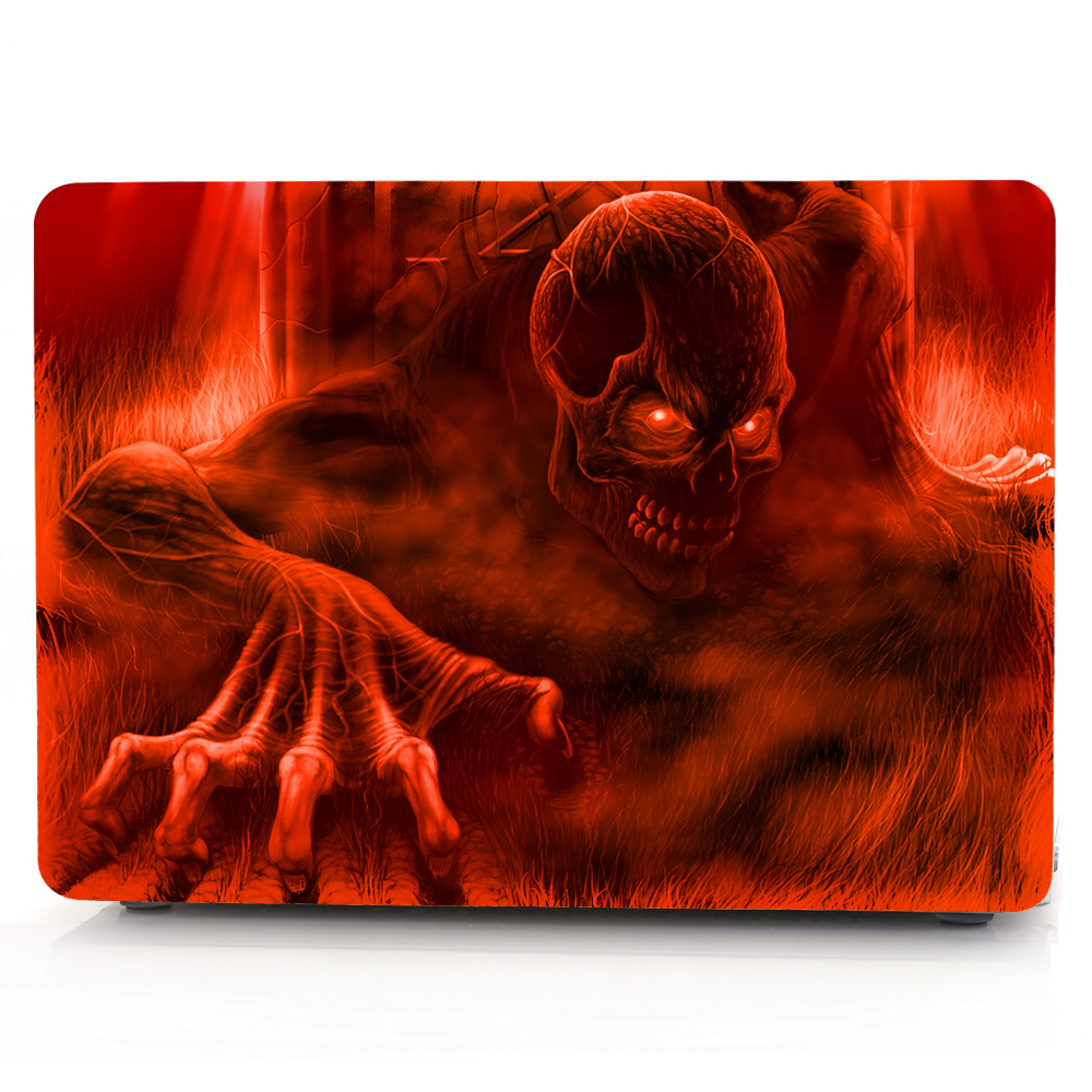 Hard Print Customized Case for MacBook 67