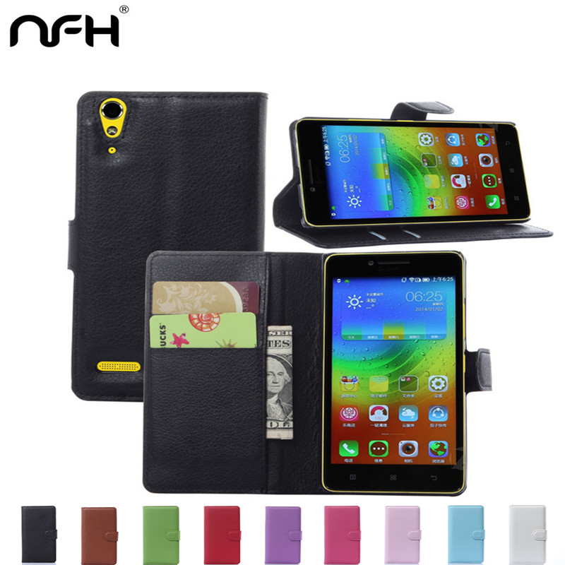 Luxury Lychee Print PU Leather Case For Lenovo A6010 Plus & A6000 & for Lenovo Lemon K3 K30-T Cover Skin 5