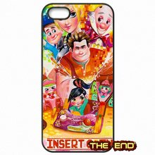 For iPhone Samsung Huawei Xiaomi Sony iPod LG HTC Lenovo Nokia Moto The Perfect Gift Wreck it Ralph Poster Cell Phone Case Cover