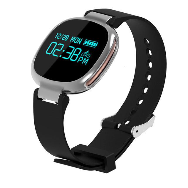 Heart Rate Watches Bluetooth Wristband Smart Fitness Tracker Swimming Waterproof Band for OUKITEL C3 Android IOS PK Fitbits Band