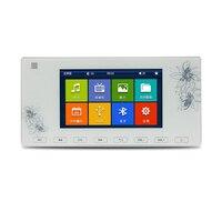 Домашний кинотеатр Музыкальный плеер системы, потолок Динамик аудио главный контроллер, Bluetooth стерео усилитель 4.3 дюйм(ов) Экран touch ключ