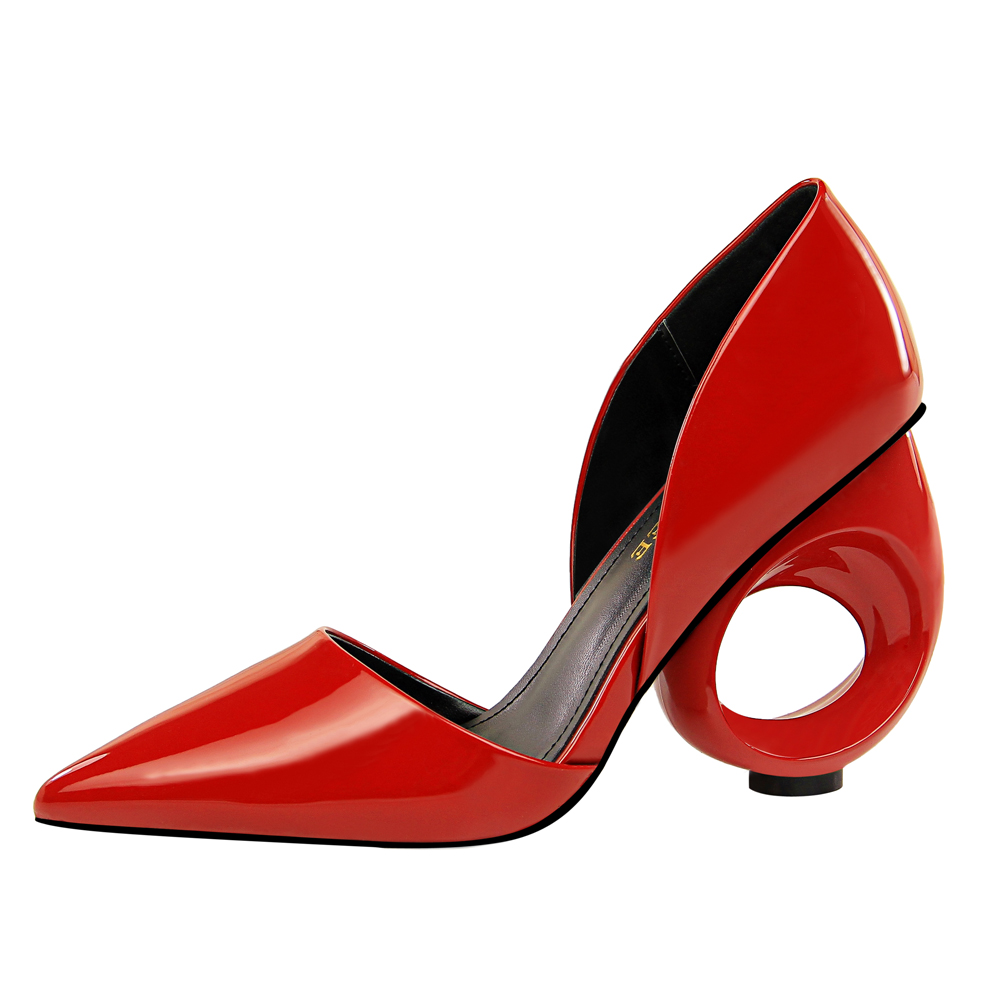 Summer Women Shoes Fashion Sexy Pointed Toe Pumps Sandals Dress High Heels Shoes Patent leather Wedding Ladies Heels Shoes bigtree summer fashion women high heels sandals suede shallow mouth pointed pearl ladies sandals sexy wedding red woman shoes