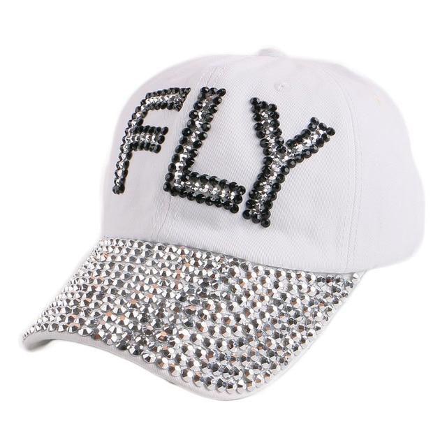 Visualizzza di più. Nuova vendita calda FLY lettera disegno su misura hip  hop autunno primavera denim baseball caps per 19ca4cdc0e7d