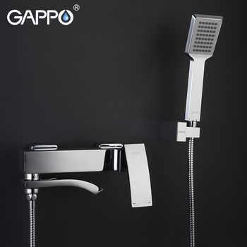 GAPPO Bathtub faucet bathtub shower faucets bath tub faucet waterfall bath faucets mixer taps bathtub spout - DISCOUNT ITEM  49 OFF Home Improvement