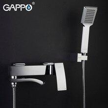 صنبور حوض الاستحمام من GAPPO حنفية لحوض الاستحمام حنفية لحوض الاستحمام وحنفيات خلاط صنابير حوض الاستحمام