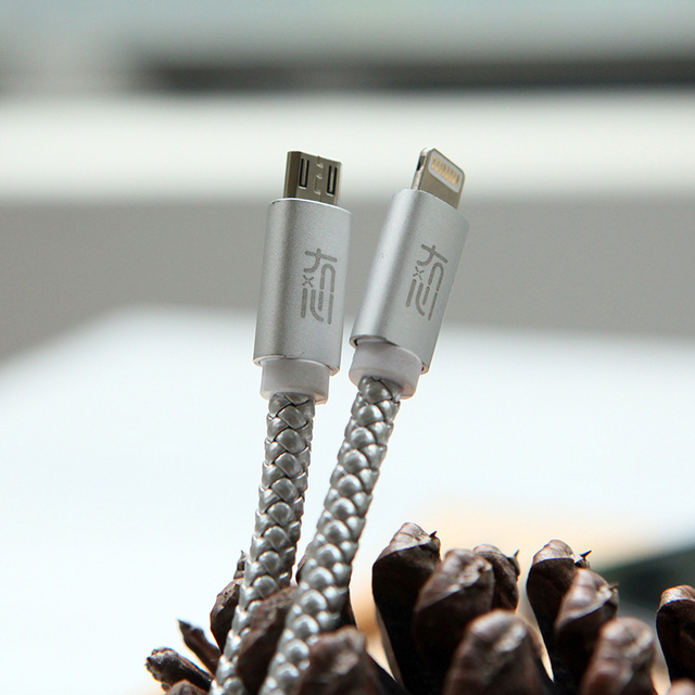 Micro USB Cable Fast Charging Mobile Phone for iPhone iOS Mini  Cable USB Data Charger Cable for Samsung HTC Android DC1242