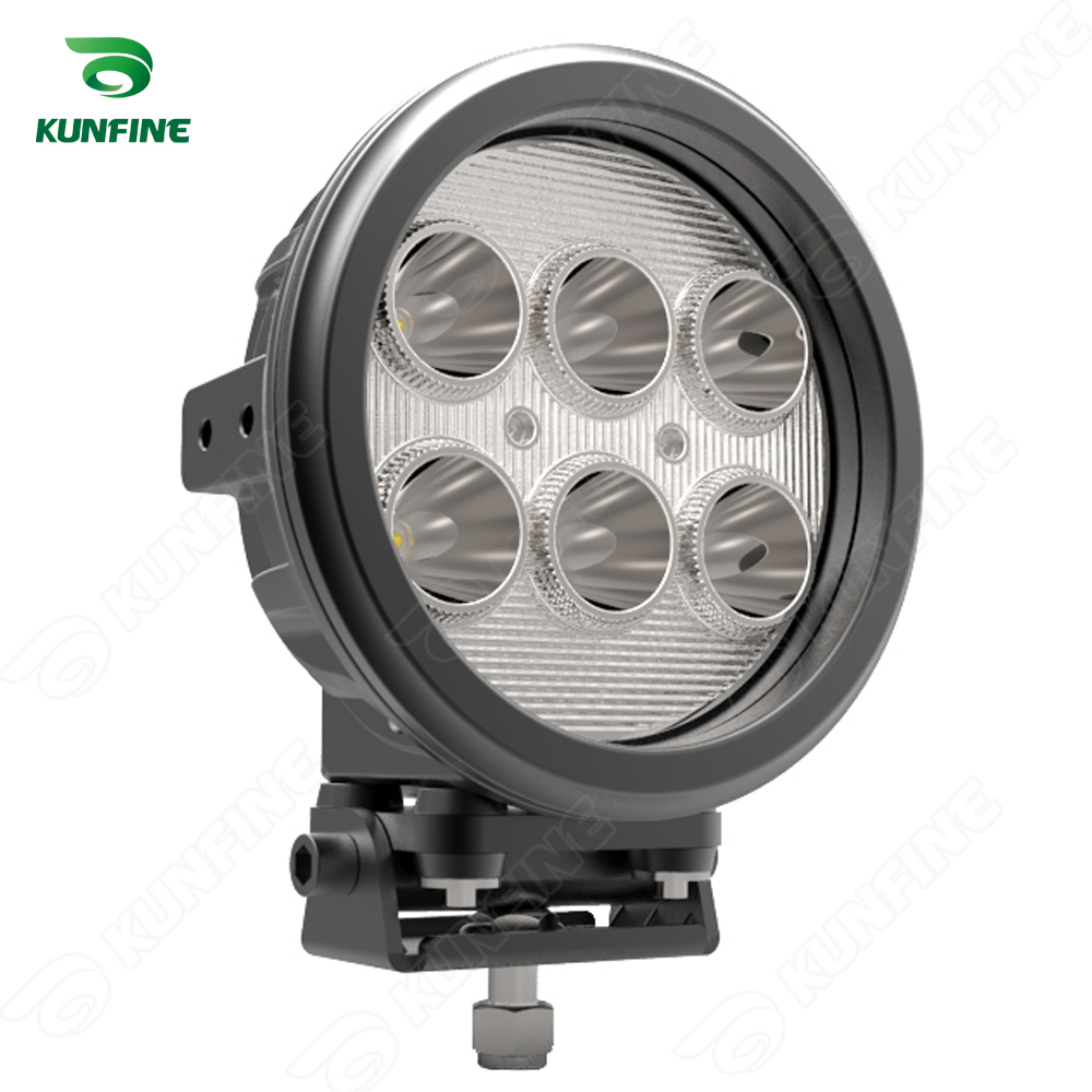 10-30V/60W Car LED Driving light LED work Light led offroad light for Truck Trailer SUV technical vehicle ATV Boat KF-L2042 1pcs 120w 12 12v 24v led light bar spot flood combo beam led work light offroad led driving lamp for suv atv utv wagon 4wd 4x4