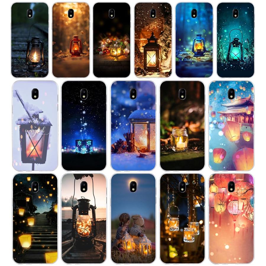 Straightforward 328we Oil Lamp Lanterns Soft Silicone Tpu Cover Phone Case For Samsung J3 J5 J7 2015 2016 2017 J330 J2 J4 Prime J4 J6 Plus 2018 Cellphones & Telecommunications Phone Bags & Cases