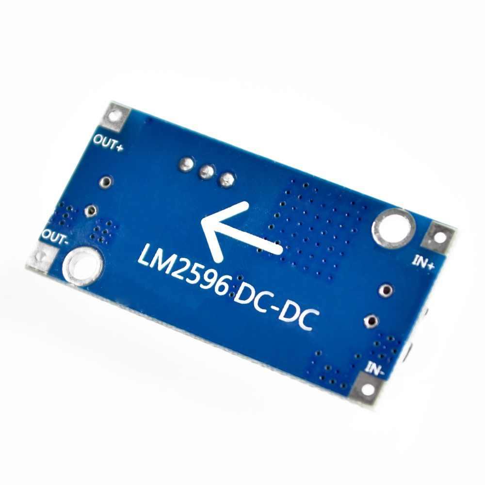 DC à DC LM2596 LM2596S DC-DC 4.5-40 V module d'alimentation abaisseur réglable nouveau