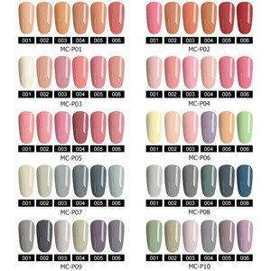 Image 5 - MIZHSE UV Gel Nail Art Kits 36w Nail Dryer Lamp Manicure UV Gel Polish Set For Nail Extension Varnish Lacquer Manicure Tools Kit