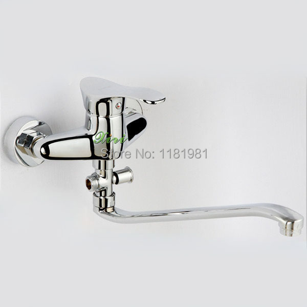 Low price double holes Contemporary kitchen faucet Z076 9A