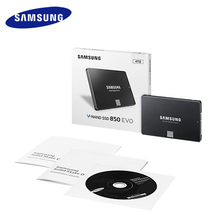 Samsung Internal SSD 850 EVO 2TB 120GB 250GB 500GB 1TB Solid State HD Hard Drive SATA III High Speed for PC Laptop free shipping
