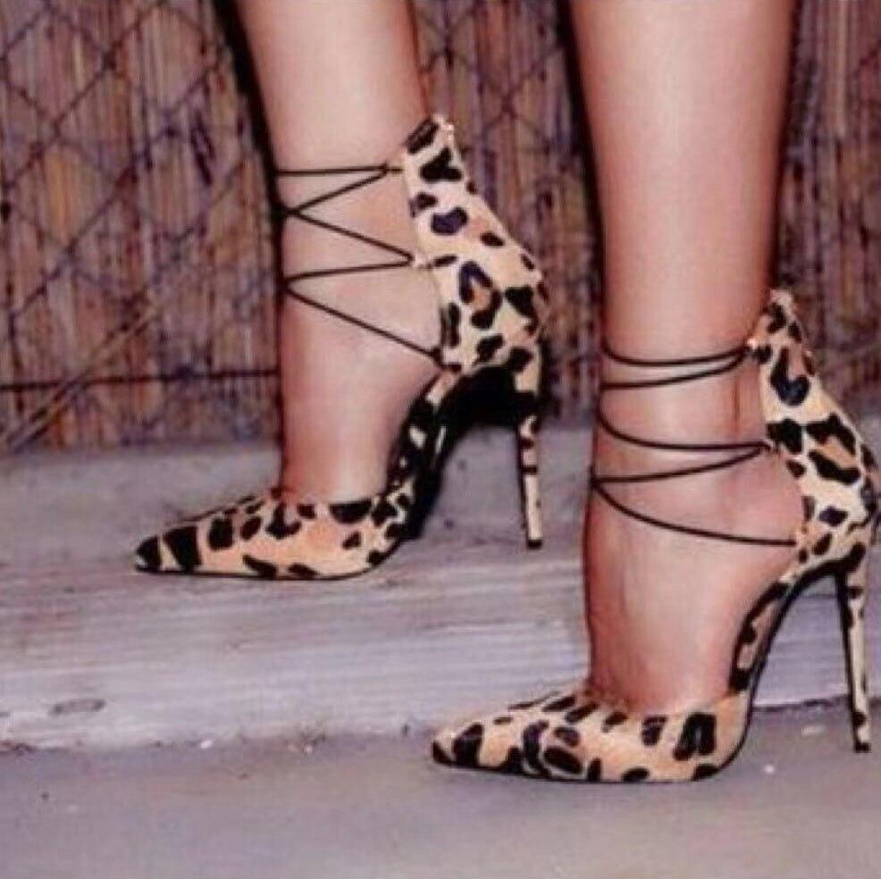 Léopard De Peu Bout Dames Femmes À Mode Profonde Pointu Femme Confortable Sexy Nouveau Daim En Color Talons Mariage Hauts Photo Pompes Chaussures Sandales fqYWaxH