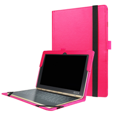 Lightweight Slim Stand Litchi Leather Case (Can put Keyboard