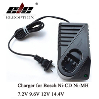 New Charger For Bosch Ni CD Ni MH Battery Electrical Drill 7 2V 9 6V 12V