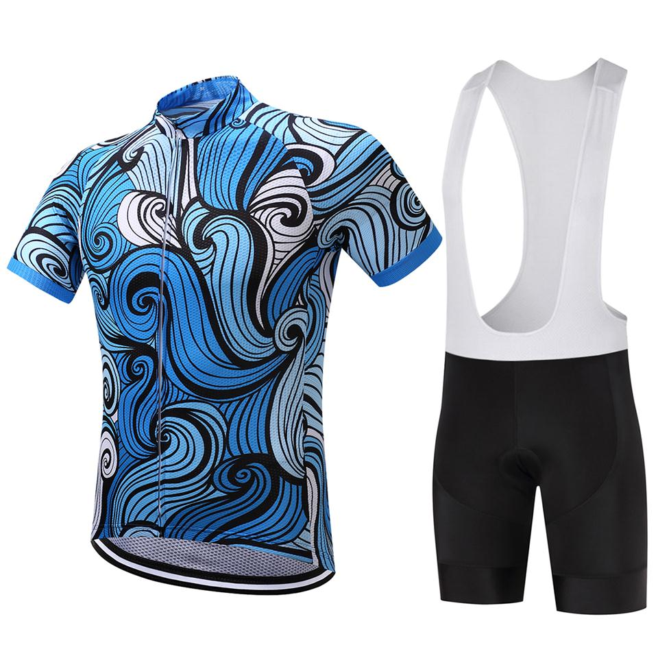 Ropa Ciclismo Maillot Fietskleding / Ropa Ciclismo Fietsshirts - Wielersport