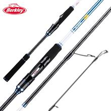 19 Berkley CHERRY WOOD III Culter Lure Fishing Rod 2.28M 2.44M RF Action M ML Power High Carbon Spinning Casting Fishing Tackle