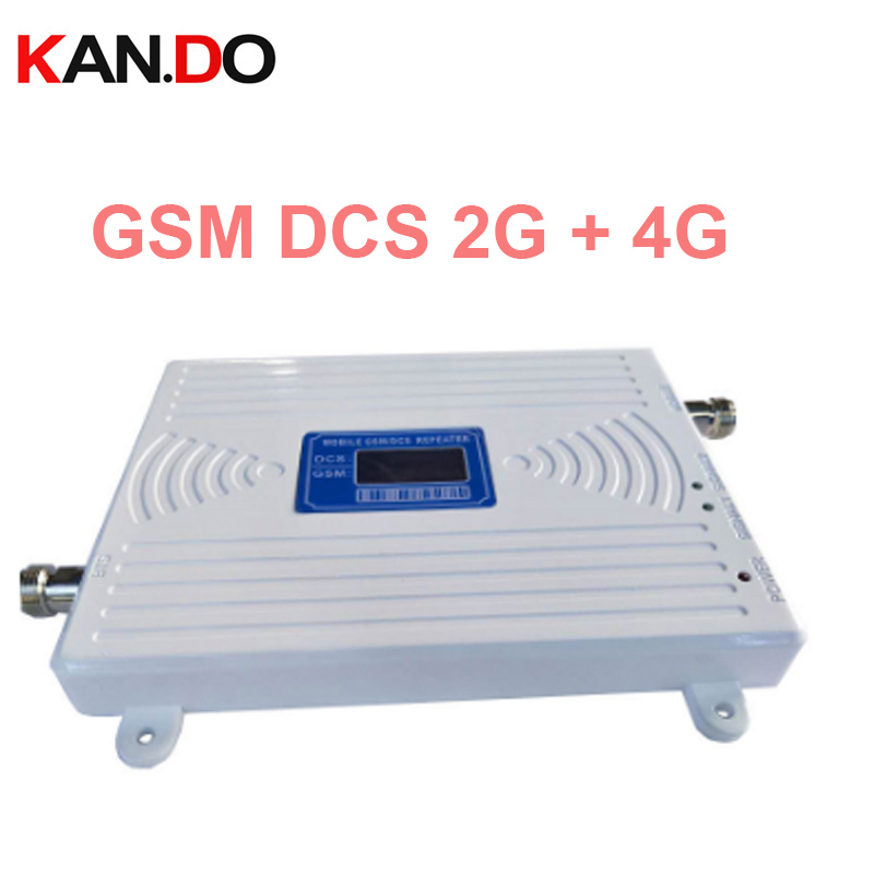 Band 3 1800mhz 4G 65 Db Dual Band 2g 4g Booster GSM 900Mhz Booster+dcs 1800Mhz RepeateR Repeater 2G 4G Repeater Gsm DCS Repeater