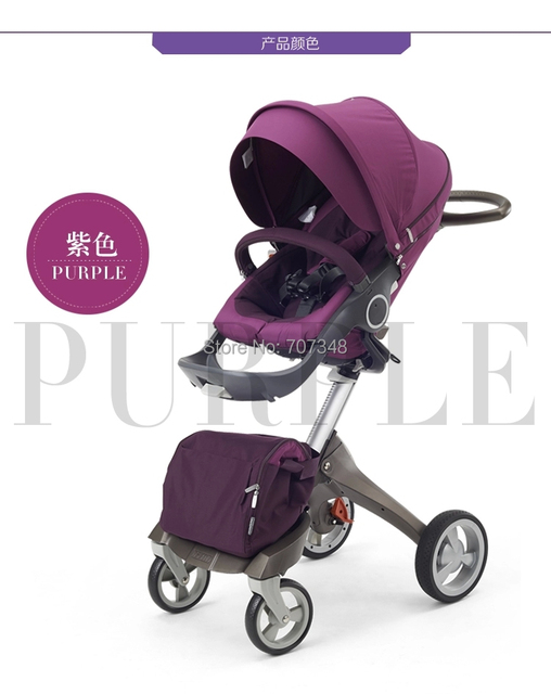 2015 Hot Sale Baby Carriage New Baby Stroller With Bassinet New Style Pushchair Fast Delivery By EMS 9 Colors