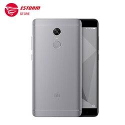 Global Version Original Xiaomi Redmi Note4 Mobile Phone Snapdragon 625 Octa Core 3GB RAM 32GB