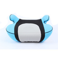 Portable High Quality Children Kids Baby Safety Car Simple Seats Harness Breathable Knitted Cotton Seat 5