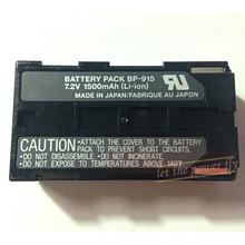 1500mAh BP915 BP-915 BP-911 BP-914 Rechargeable Lion Camera Battery For Canon XH-A1 XHA1 XH-G1 XHG1 XLH1 XL-H1 ES55 ES60 ES65