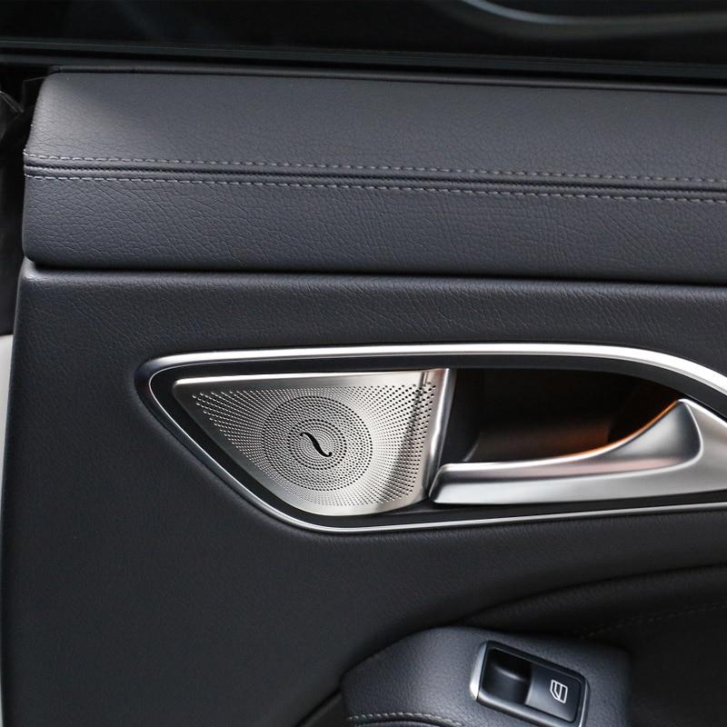 Mercedes Benz GLA X156CLA C117 A B klassi AMG autokujunduse sisemine - Auto salongi tarvikud - Foto 2