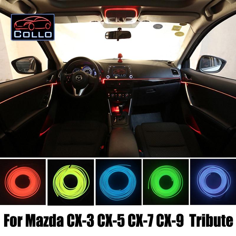 For Mazda CX 3 CX 5 CX 7 CX 9 Tribute AZ Offroad font b Car