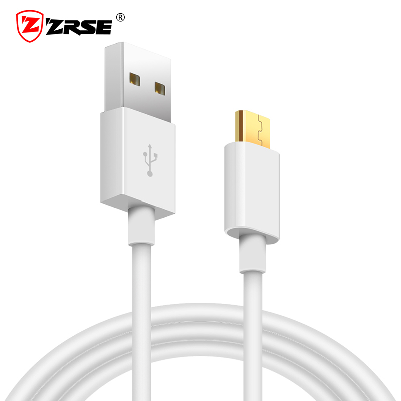 ZRSE 1m Micro USB Cable 2A for Android Cell Phone Mobile Phone Cables for Samsung Oppo Huawei Xiaomi Redmi LG Data Charging USB|Mobile Phone Cables| |  - AliExpress