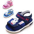 NEW Arrival 1pair Fashion Summer canvas Baby Sandals antiskid Children Shoes, Kids Soft Shoes