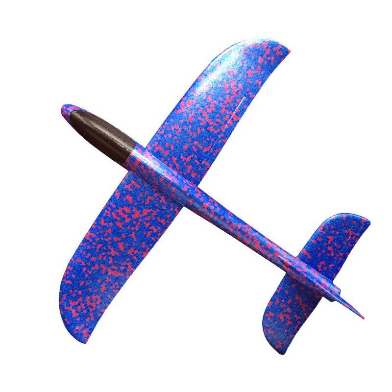 Enfants avion jouet main jeter mousse avion modèle enfants en plein air écorchage planeur jouets EPP résistant évasion avion TY0310