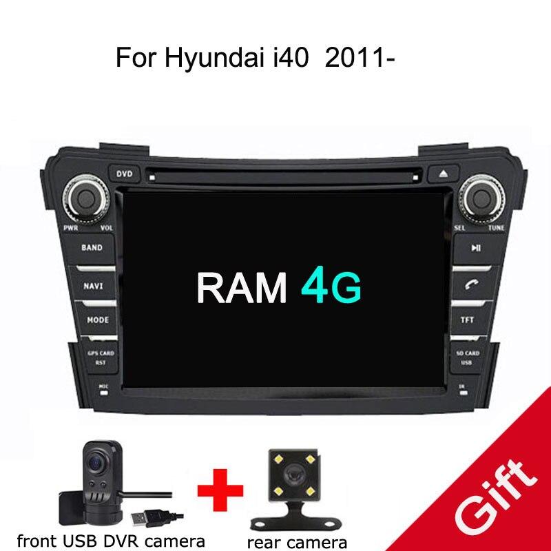 Android 8.0 PX5 Octa Core Per HYUNDAI i40 2011-2017 Car DVD lettore Multimediale di Navigazione GPS Autoradio lettore dvd