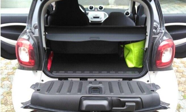 Rear Trunk Cargo Cover